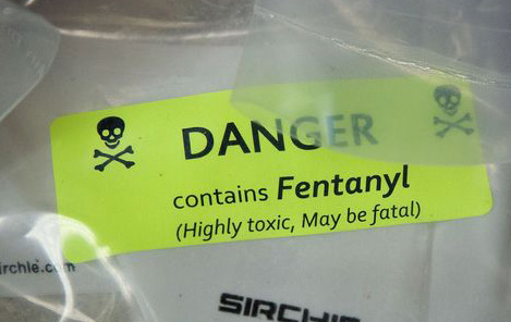 Fentanyl now America's deadliest drug - USA Today