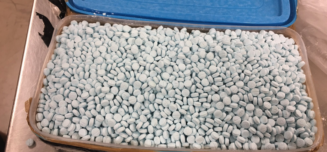 Deadly Blue 'Mexican Oxy' Pills in U.S. Southwest Lift Fentanyl Death Toll - KTLA.com