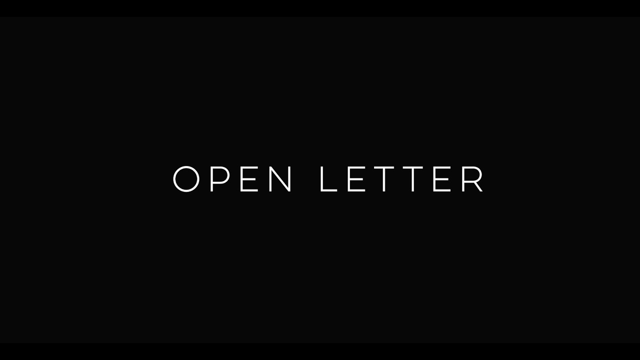 Mike Xavier – Open Letter (Official Music Video)